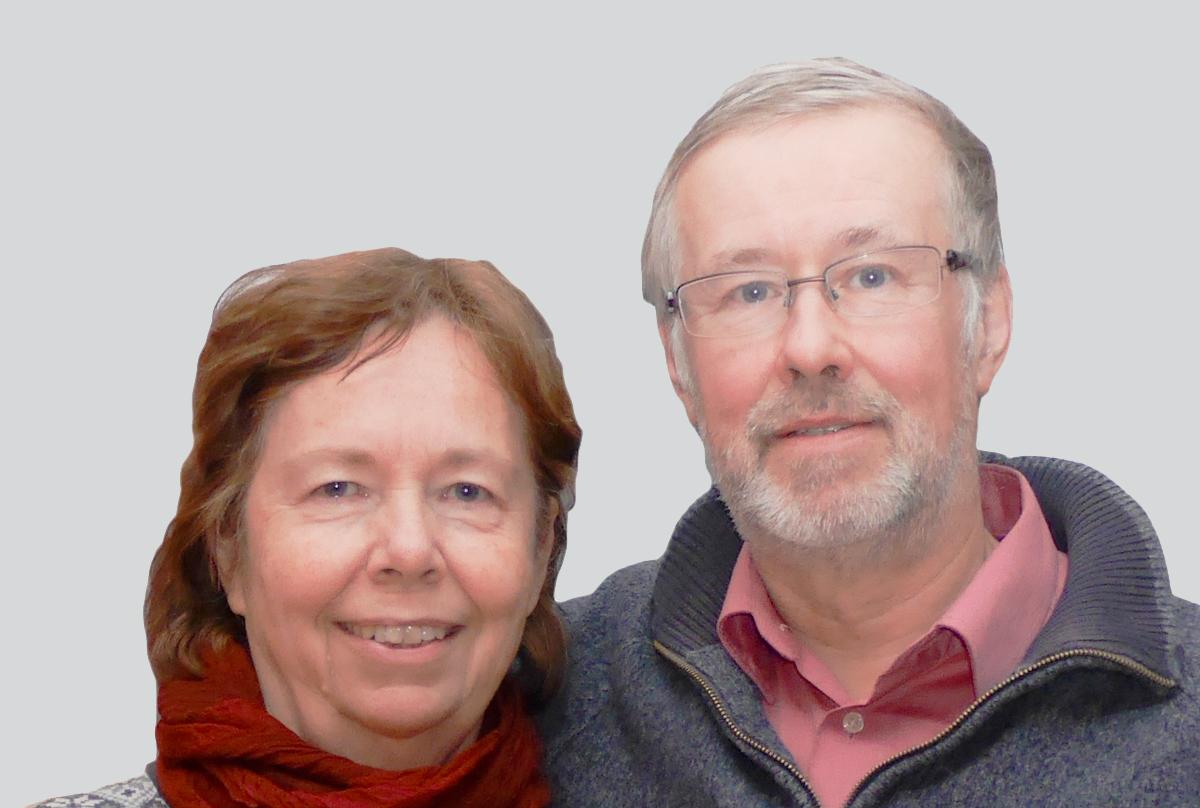 Anne Marie och Hannu